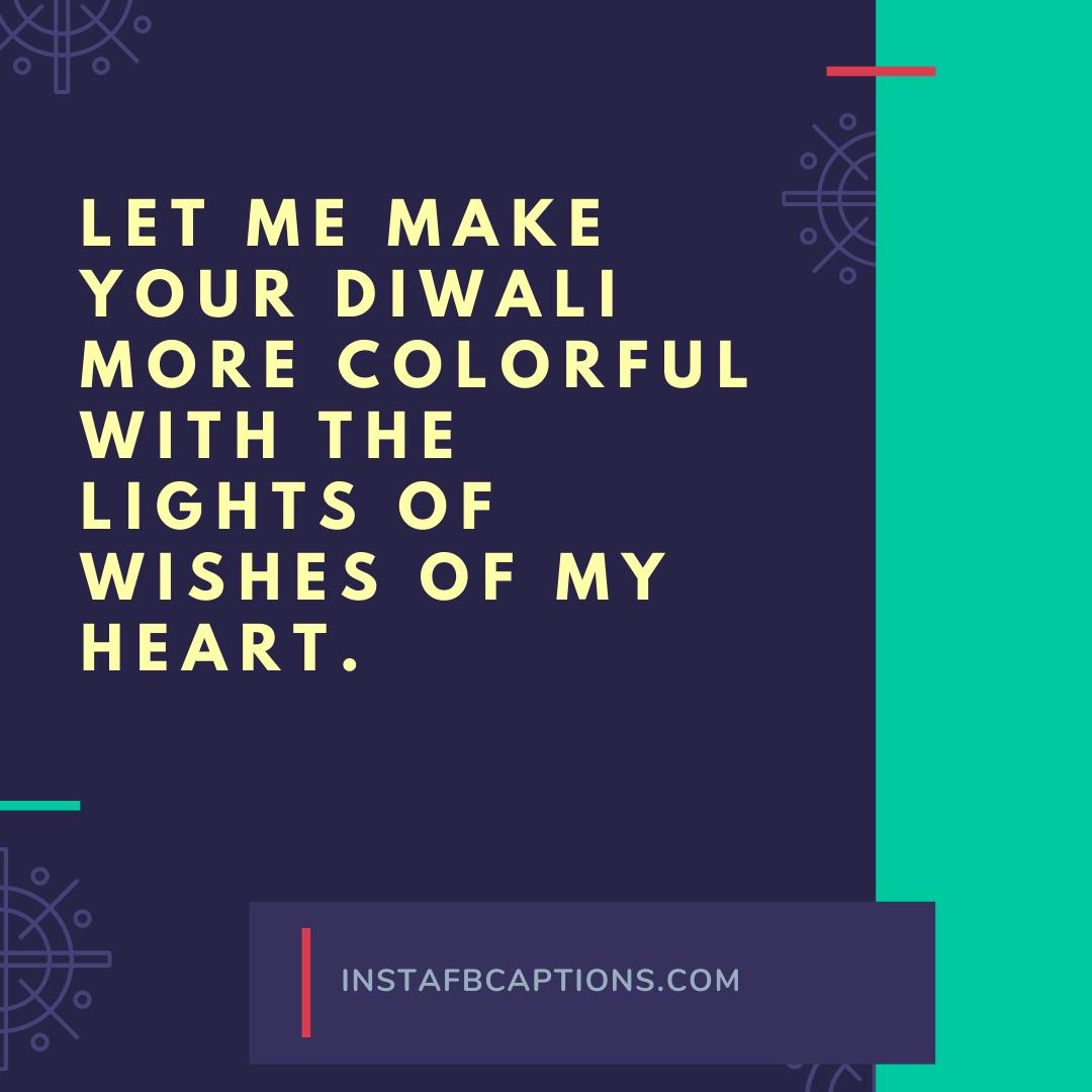 Diwali Wishes Captions  - Diwali Wishes Captions - 260+ DIWALI Instagram Captions & Quotes 2021