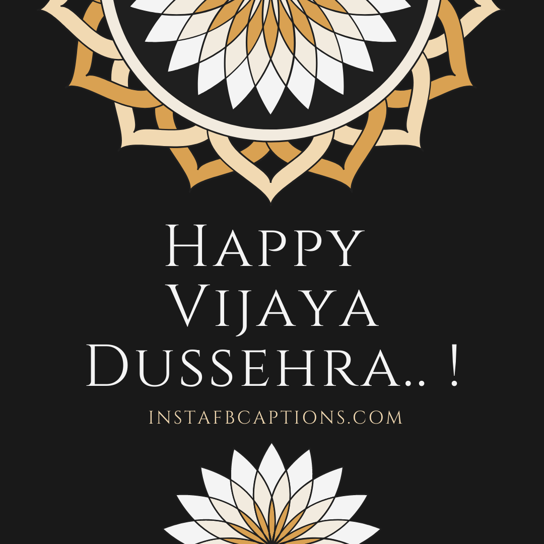 Short Dussehra Captions  - Short Dussehra Captions - 200+ DUSSEHRA Instagram Captions, Quotes & Wishes 2021