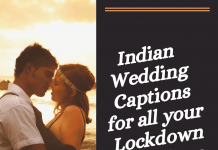Wedding Instagram Captions