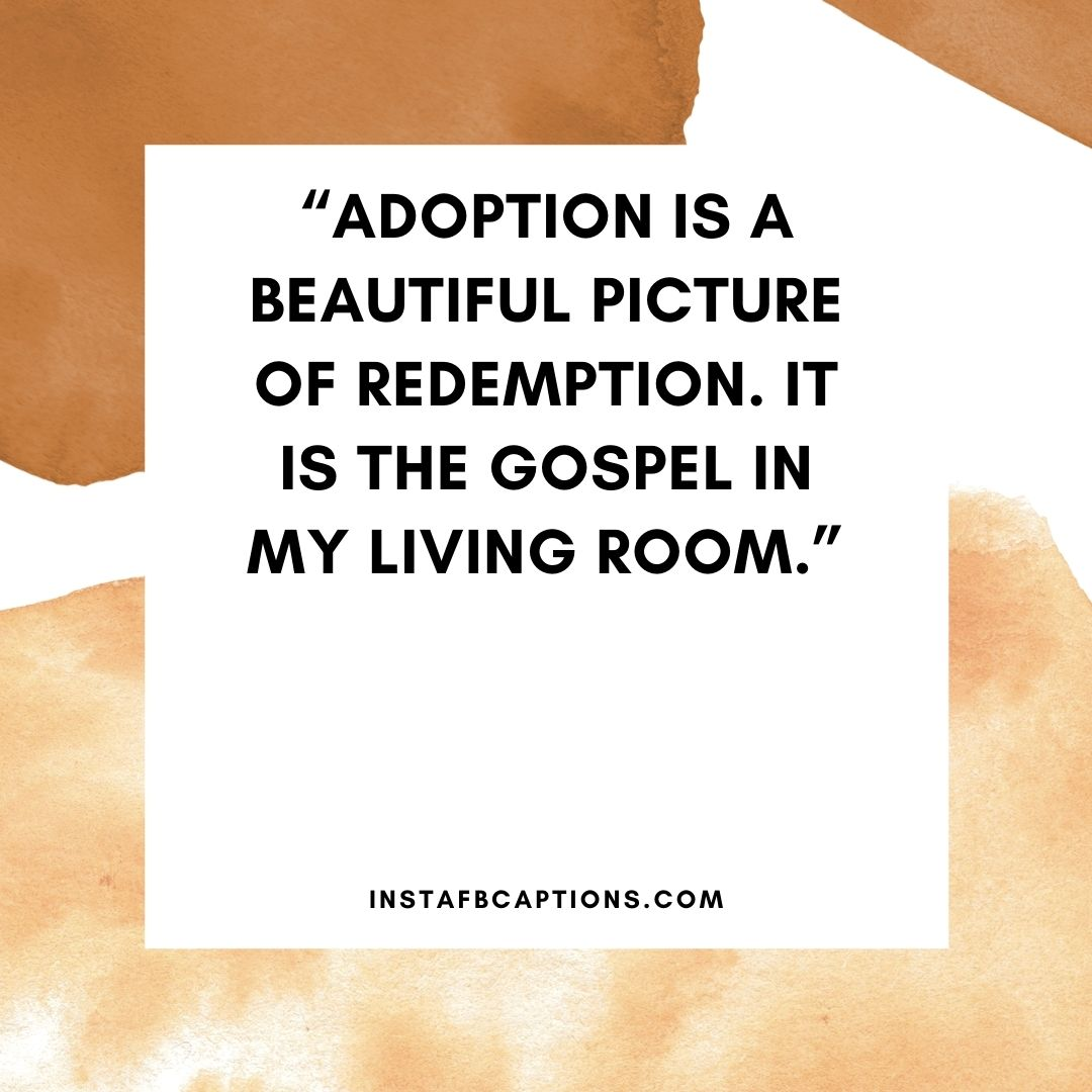 All In One Adoption Captions  - All in one Adoption Captions - 97+ Adoption Captions & Quotes to Encourage you in 2021
