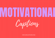 Motivational Captions