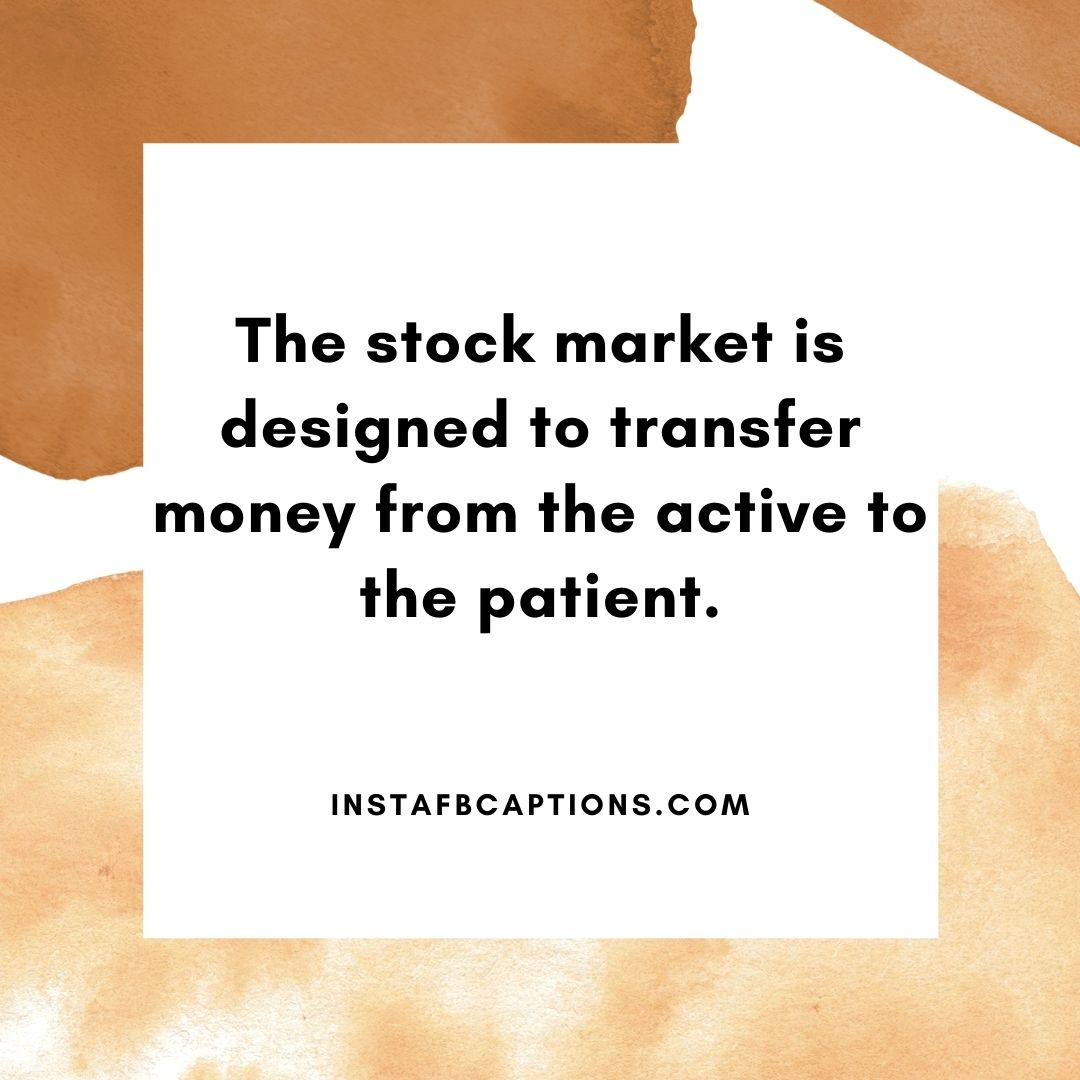 Motivational Stock Market Captions  - Motivational Stock Market Captions - 83+ Stock Market Quotes & Captions for Successful Investments in 2021