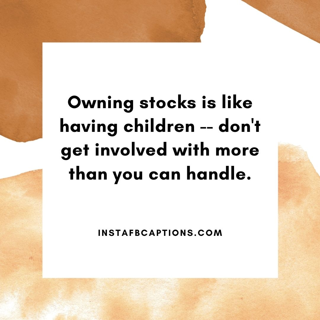 Stock Market Captions By Peter Lynch  - Stock Market Captions by Peter Lynch - 83+ Stock Market Quotes & Captions for Successful Investments in 2021