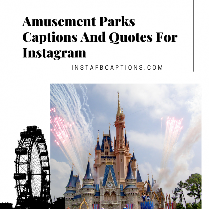 Amusement Parks Captions And Quotes For Instagram