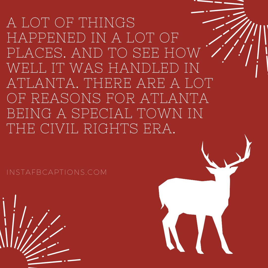 Best Sayings About Atlanta  - Best Sayings about Atlanta - 82 Atlanta Instagram Captions for Raps & Puns in 2021
