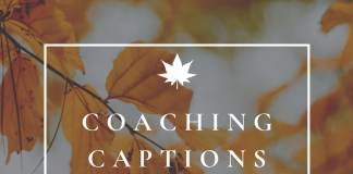 Coaching Captions For Instagram