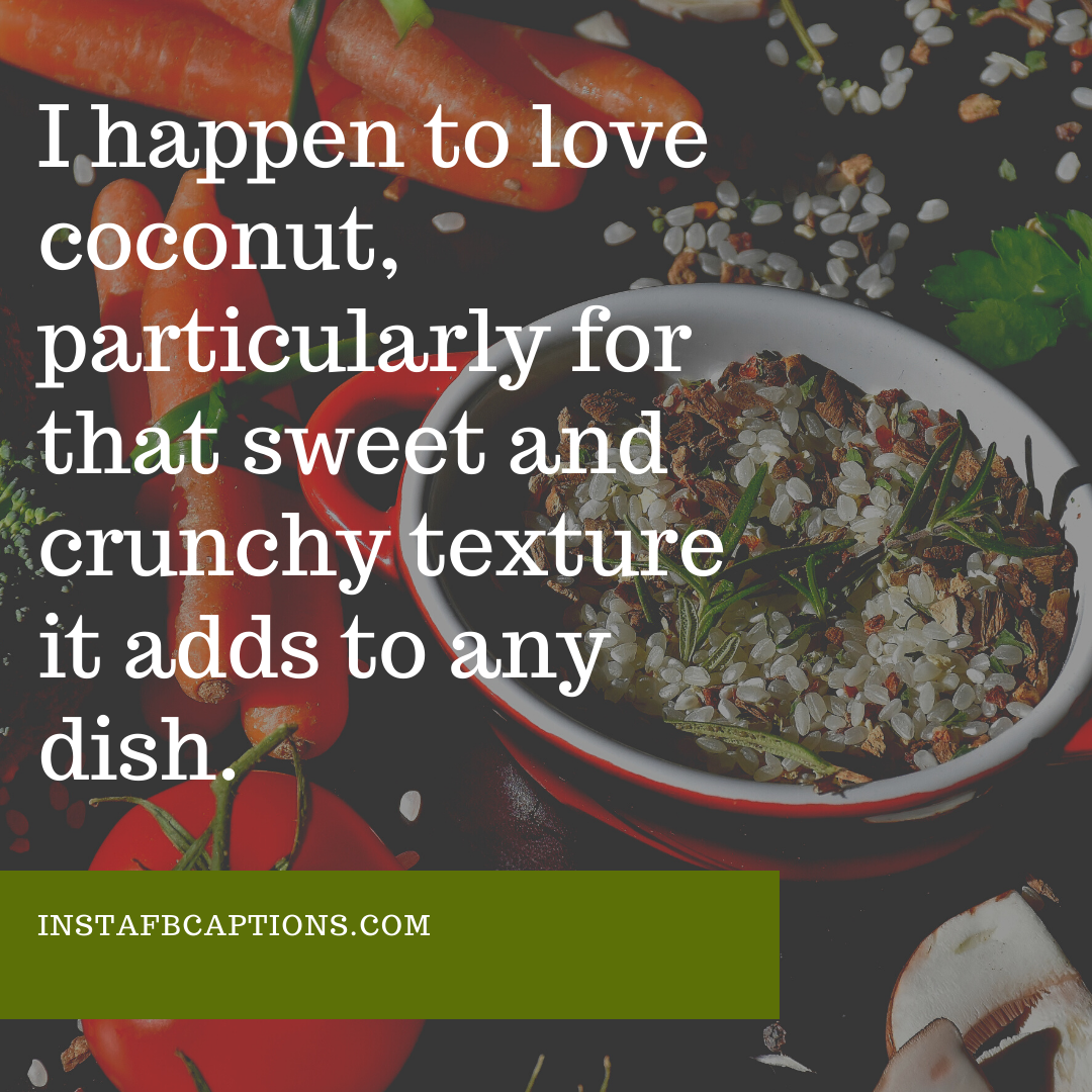 Coconut Captions For Recipie Posts   - Coconut Captions for Recipie Posts  - 57 Coconut Captions and Quotes for Instagram in 2021