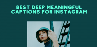 Deep Meaningful Captions For Thoughtful People's Instagram Posts