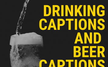 Drinking Captions And Beer Captions  - Drinking Captions and Beer Captions 356x220 - Latest Posts