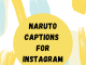 Naruto Captions For Instagram  - Naruto Captions For Instagram 80x60 - Latest Posts