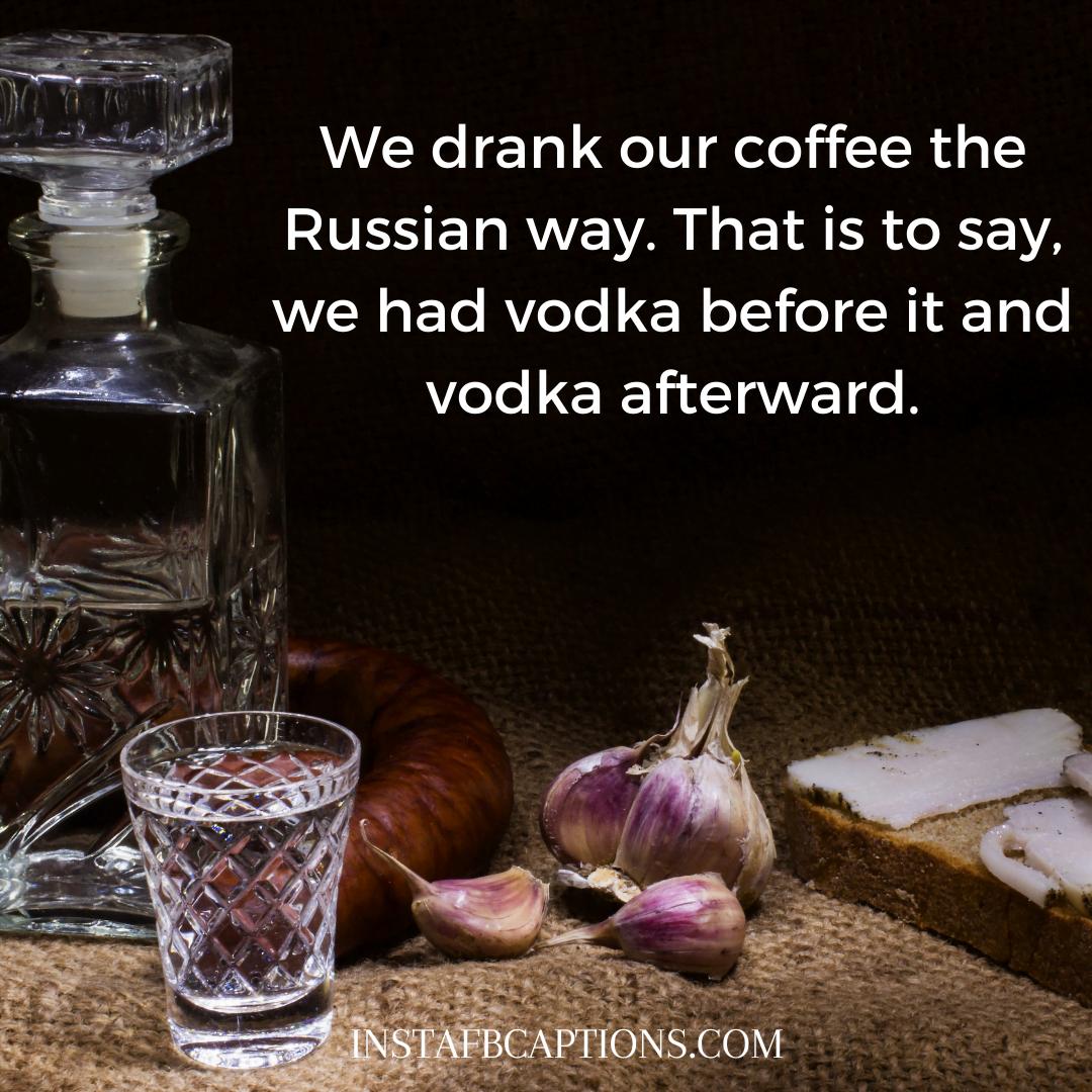 Sparkling Vodka Captions For Voracious Instagrammers   - Sparkling Vodka captions for Voracious Instagrammers  - 90+ Divine Drinking & Beer Captions for Instagram 2021