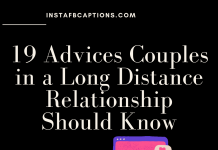 19 Advices Couples In A Long Distance Relationship Should Know  - 19 Advices Couples in a Long Distance Relationship Should Know 218x150 - 10,000+ Instagram Captions 2021 – Boys, Girls, Friends, Wishes & Selfies
