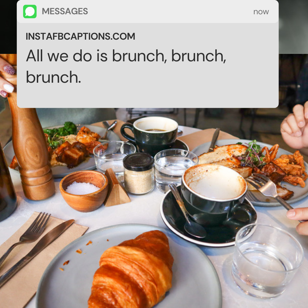 Brunch Captions With Friends For Instagram Pics  - Brunch captions with Friends For Instagram Pics - 97 Brunch Instagram Captions & Quotes in 2021