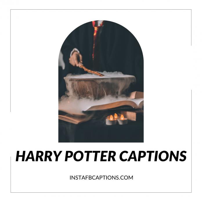 Harry Potter Captions