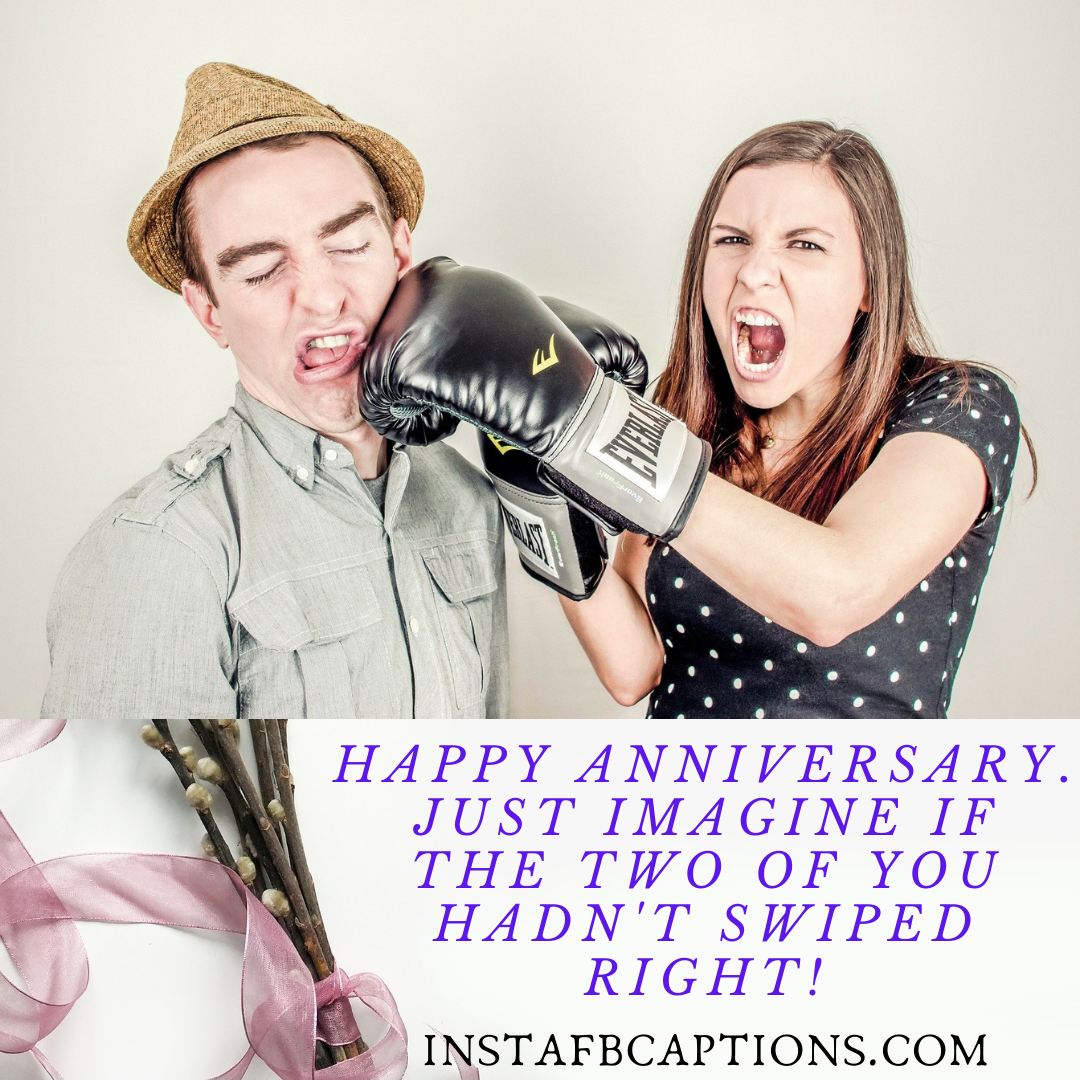 4th Anniversary Quotes Funny & Hilarious  - 4th Anniversary Quotes Funny Hilarious - 4th Year Anniversary Instagram Captions and Quotes in 2021