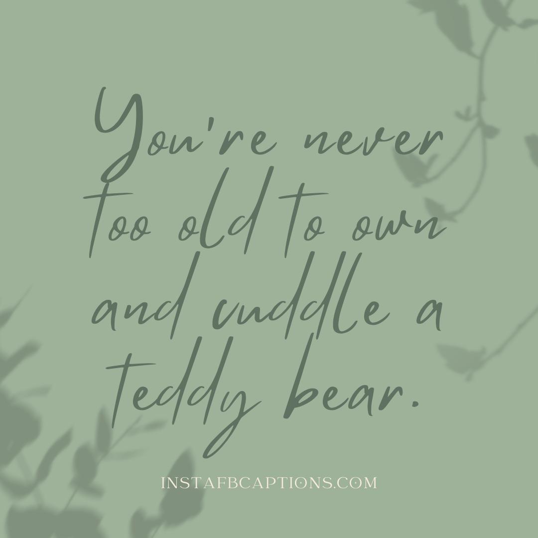 Adorable Teddy Bear Quotes  - Adorable teddy bear quotes - Cute BEAR Quotes for Teddy, Yogu and Mama in 2021