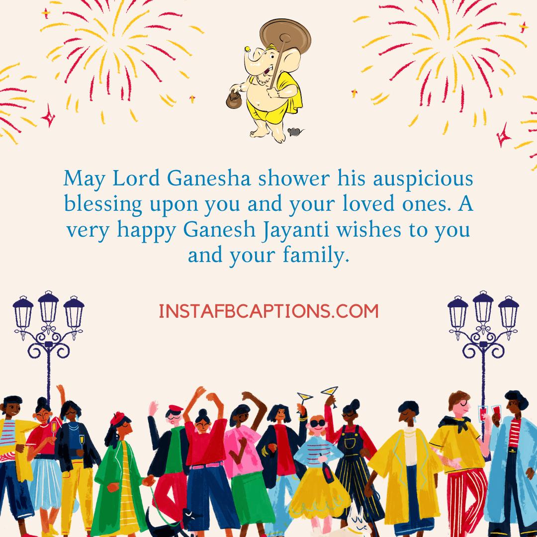Devotional Ganpati Bappa Captions  - Devotional Ganpati Bappa Captions - Ganesh Chaturthi Instagram Captions for Ganpati Bappa in 2021