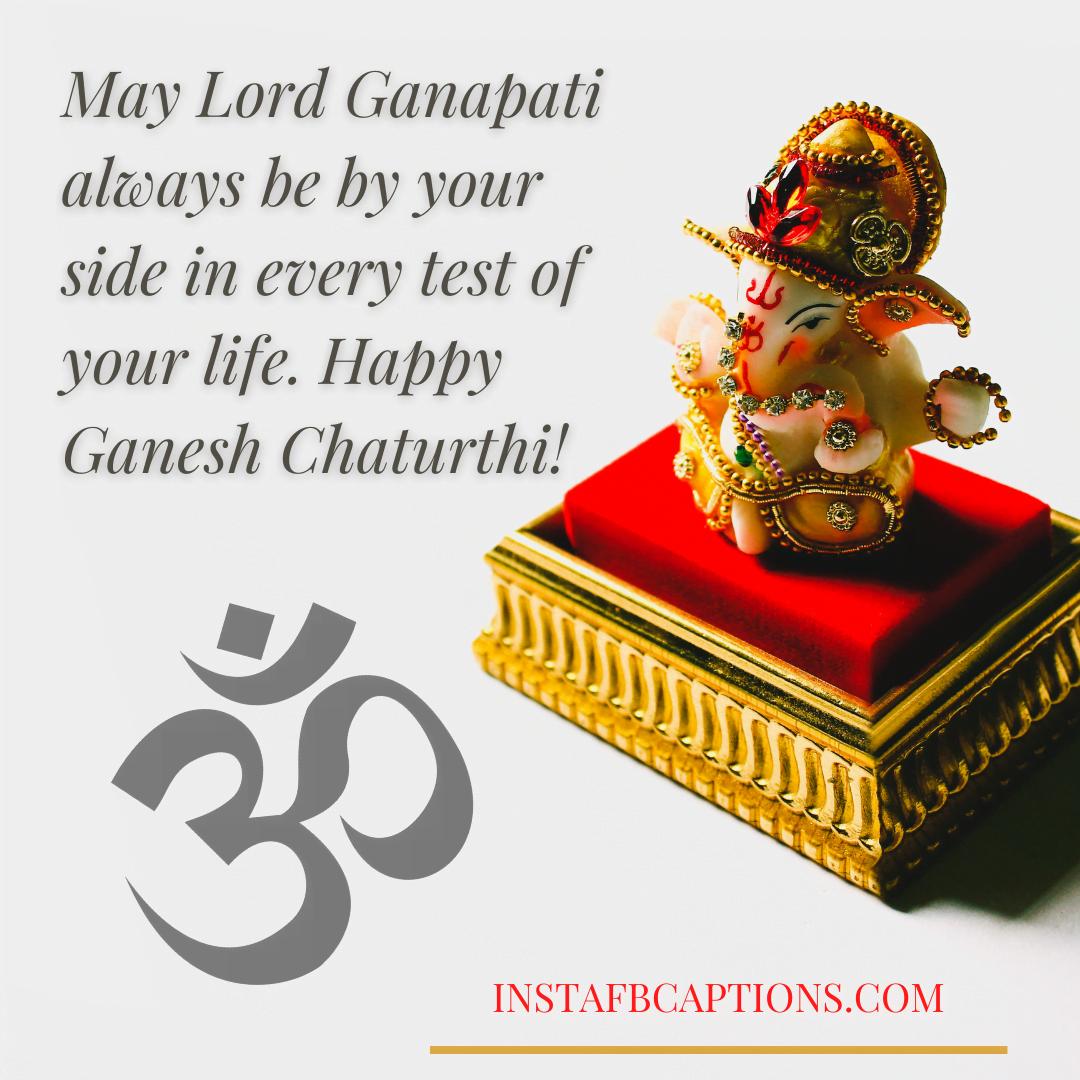 Update Your Story With Latest Ganpati Bappa Caption For Whatsa  - Update your story with Latest Ganpati Bappa Caption for Whatsapp - Ganesh Chaturthi Instagram Captions for Ganpati Bappa in 2021