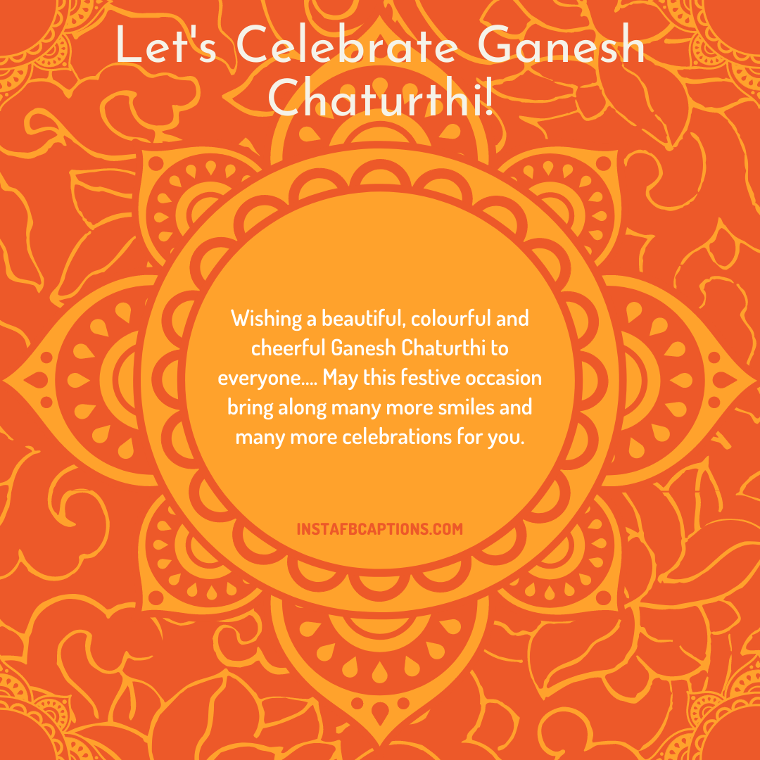 Your Favourite God Ganesha Motivational Quotes  - Your Favourite God Ganesha Motivational Quotes - Ganesh Chaturthi Instagram Captions for Ganpati Bappa in 2021