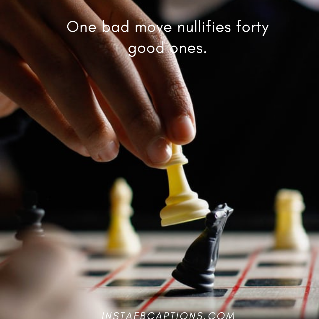 Short But Motivational Chess Quotes For Beginners  - Short but motivational Chess Quotes For Beginners - Chess Captions & Quotes for Tough Queen Games in 2021