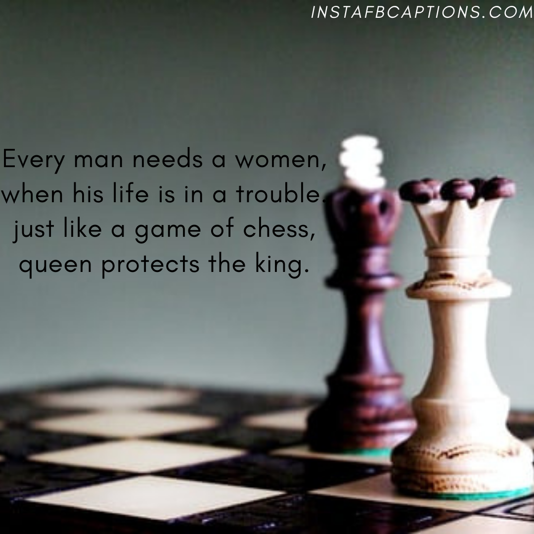 Strong And Bold Quotes On Chess Quee  - Strong and Bold Quotes on Chess Queen - Chess Captions & Quotes for Tough Queen Games in 2021